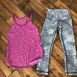Lululemon Size 6 Outfit